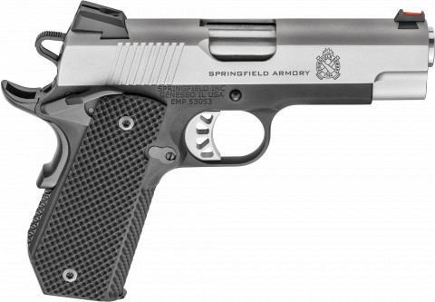 Springfield 1911 EMP Champion CC Contour facing right