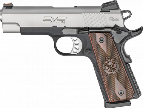 Springfield 1911 EMP Champion facing left