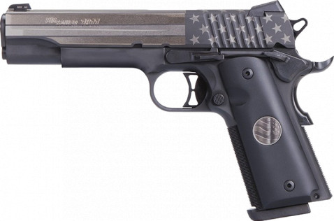 Sig Sauer 1911 Standard facing left