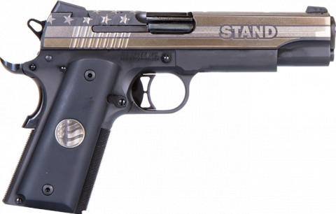 Sig Sauer 1911 Standard facing right