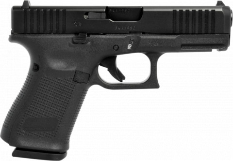 Glock G19 Gen5 facing right
