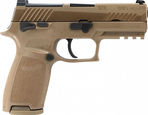 Sig Sauer P320 M18 facing right