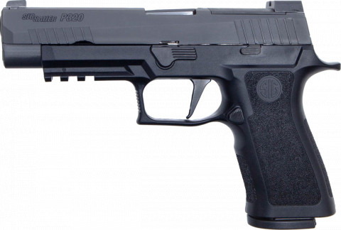 Sig Sauer P320 XFull facing left