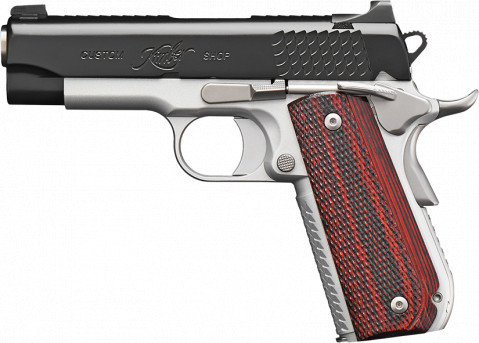 Kimber 1911 Pro facing left