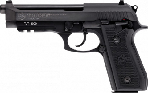 Taurus PT92 facing left