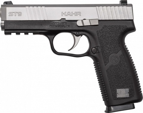 Kahr ST9 facing left