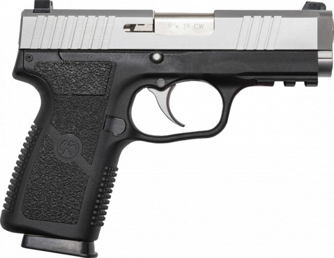 Kahr S9 facing right