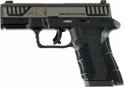 Diamondback DBAM29 Sub-compact facing left
