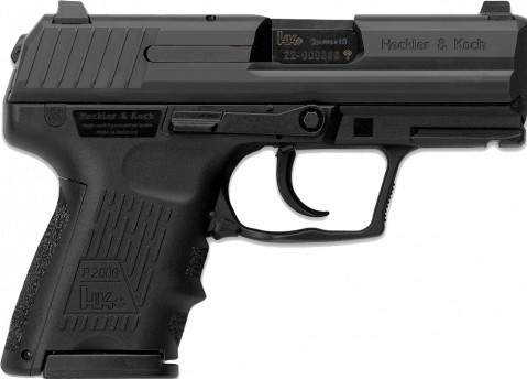 Heckler & Koch P2000 SK facing right