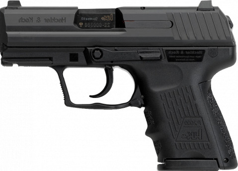 Heckler & Koch P2000 SK facing left
