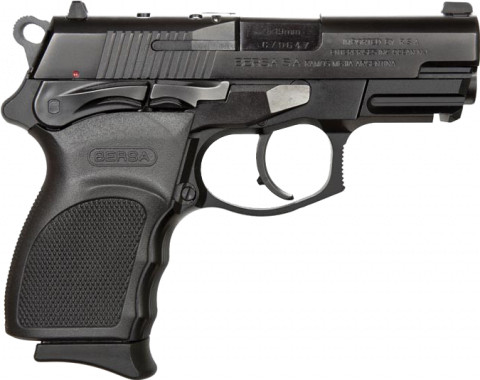 Bersa Thunder Pro Ultra Compact facing right