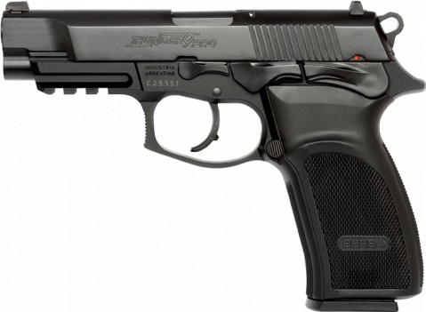 Bersa Thunder Pro HC facing left