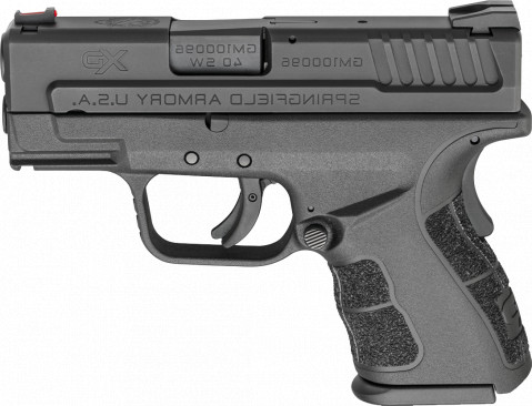 "Springfield XD MOD.2 Sub-compact 3"" facing left"
