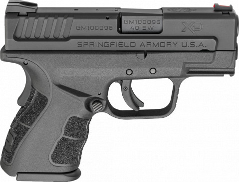 "Springfield XD MOD.2 Sub-compact 3"" facing right"