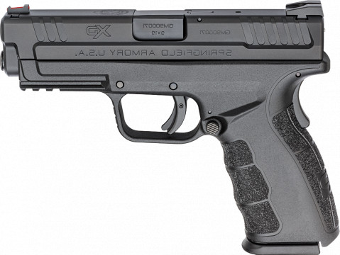 "Springfield XD MOD.2 4"" Service facing left"