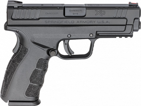 "Springfield XD MOD.2 4"" Service facing right"