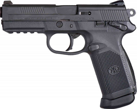 FN FNX-45 facing left