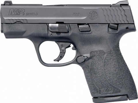 Smith & Wesson M&P 9 M2.0 Shield facing left