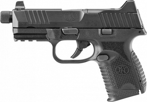 FN 509 Compact Tactical facing left