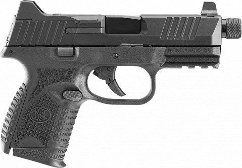 FN 509 Compact Tactical facing right