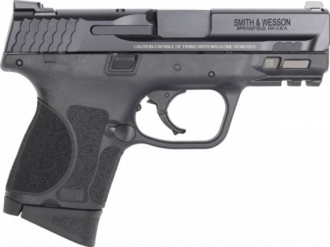 "Smith & Wesson M&P 40 M2.0 3.6"" Subcompact facing right"