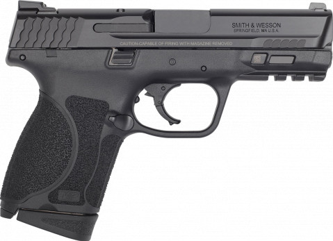 "Smith & Wesson M&P 45 M2.0 4"" Subcompact facing right"