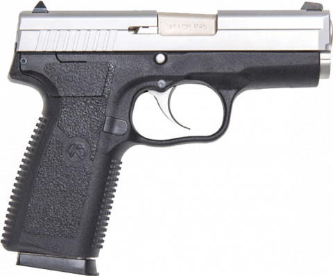 Kahr P45 facing right