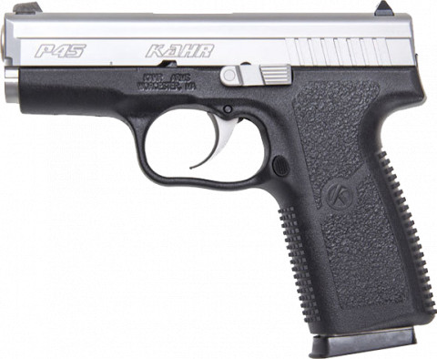 Kahr P45 facing left