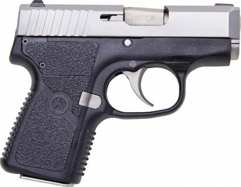 Kahr CW380 facing right