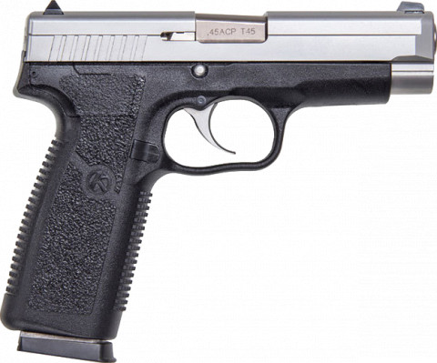 Kahr TP45 facing right