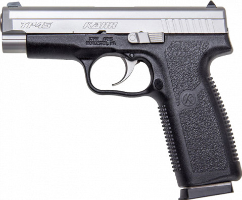 Kahr TP45 facing left
