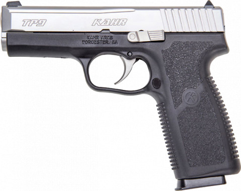 Kahr TP9 facing left