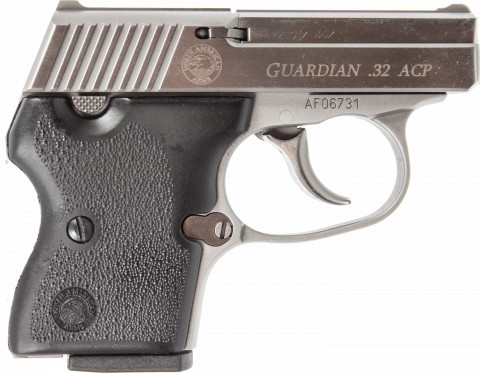 North American Arms Guardian 32 ACP facing right