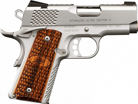 Kimber 1911 Ultra facing right