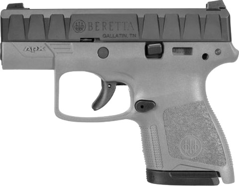 Beretta APX Carry facing left