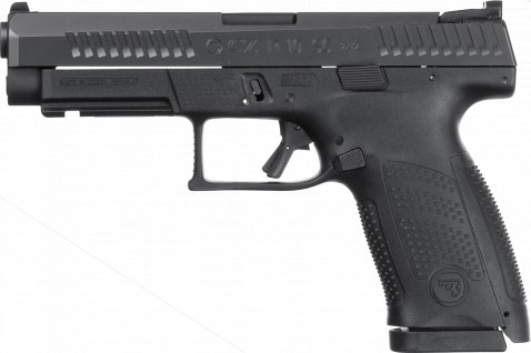CZ P-10 SC facing left