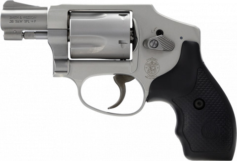 Smith & Wesson Model 642 facing left