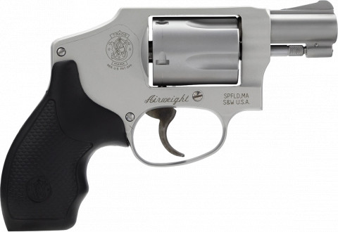 Smith & Wesson Model 642 facing right