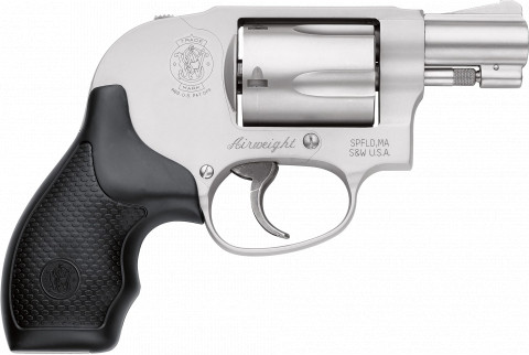 Smith & Wesson Model 638 facing right