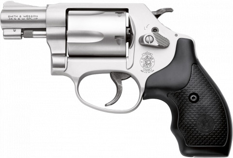 Smith & Wesson Model 637 facing left