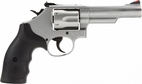 Smith & Wesson Model 66 facing right