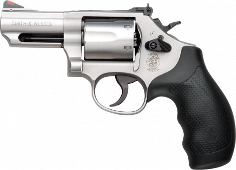 Smith & Wesson Model 66 Combat Magnum facing left