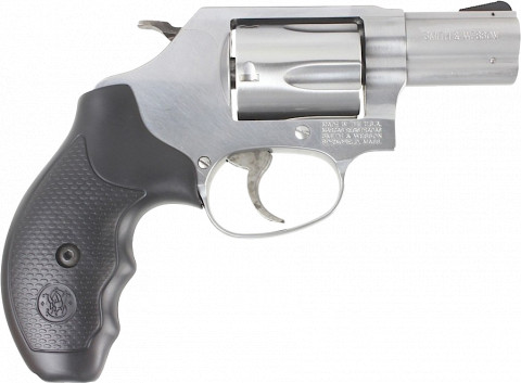 Smith & Wesson Model 60 facing right