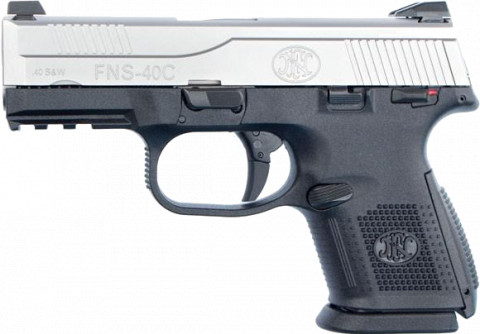 FN FNS-40C facing left
