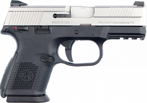 FN FNS-40C facing right