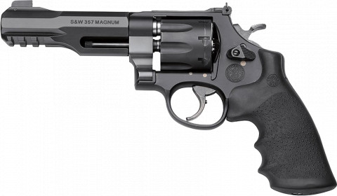 Smith & Wesson R8 facing left
