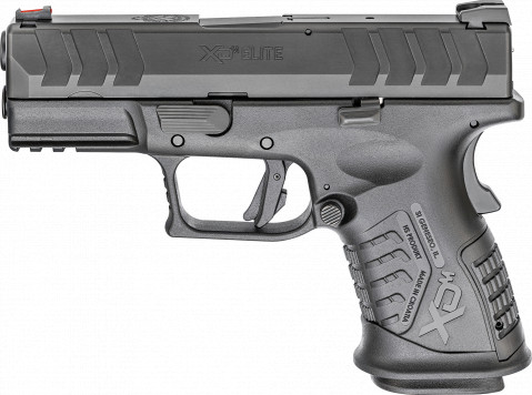 "Springfield XD-M Elite 3.8"" Compact facing left"