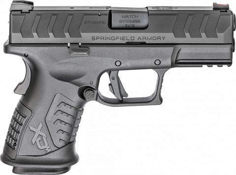 "Springfield XD-M Elite 3.8"" Compact facing right"