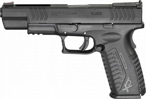 "Springfield XD-M 5.25"" Competition facing left"