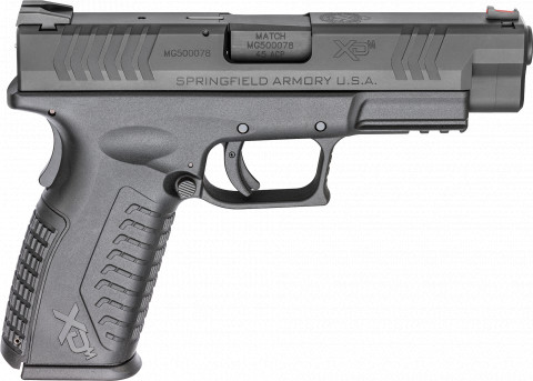 "Springfield XD-M 4.5"" facing right"